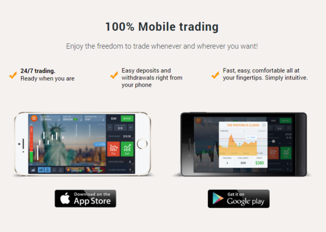 iq option mobile